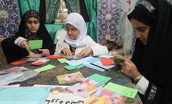 برپایی نمایشگاه دیوار به دیوار یه قصه در اصفهان