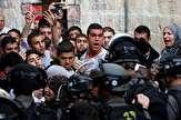 باشگاه خبرنگاران -وقوع درگیری شدید میان فلسطینیان و صهیونیستها در «رام الله»