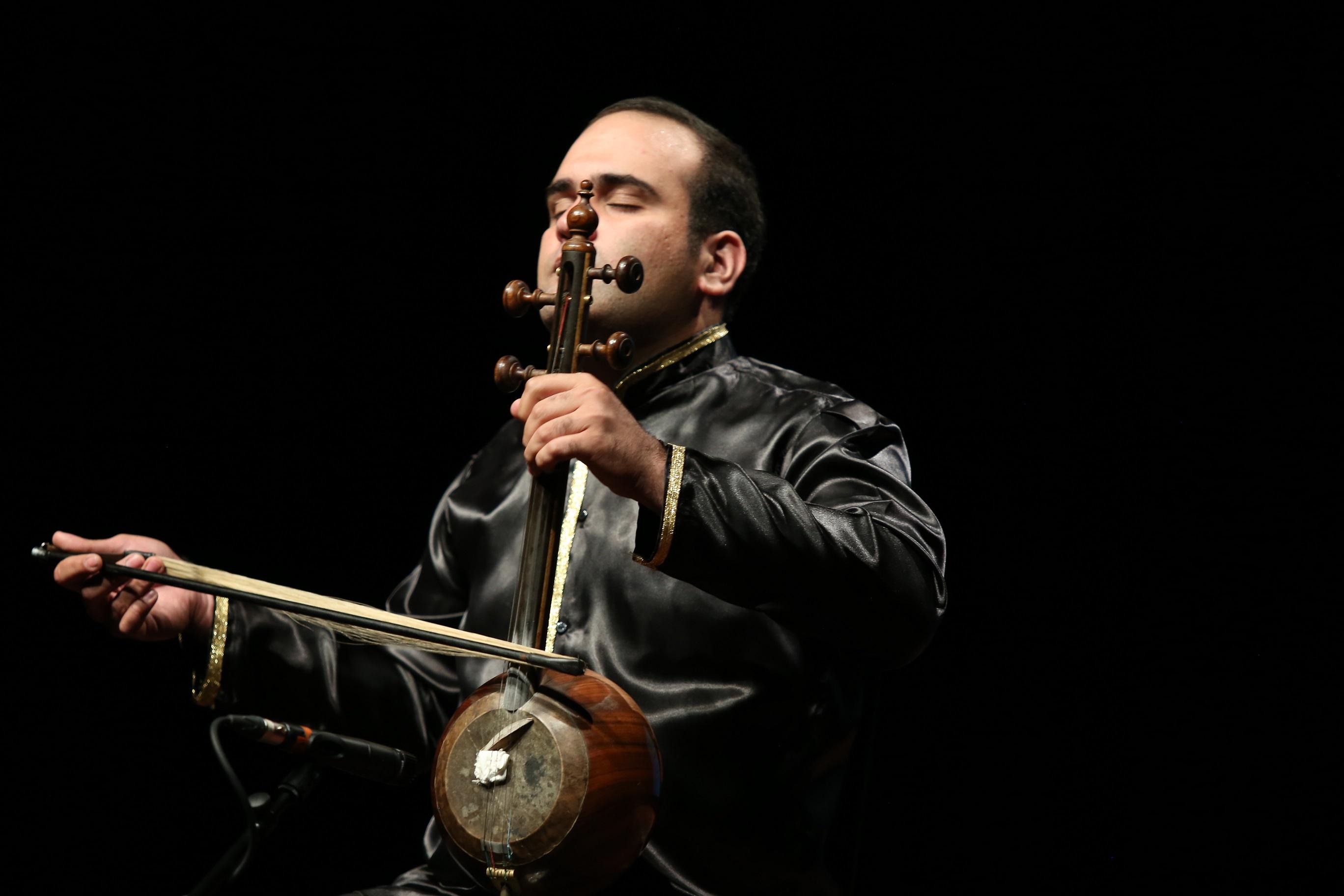 باشگاه خبرنگاران -نوای آذربایجان چراغ اول جشنواره موسیقی جوان را روشن کرد