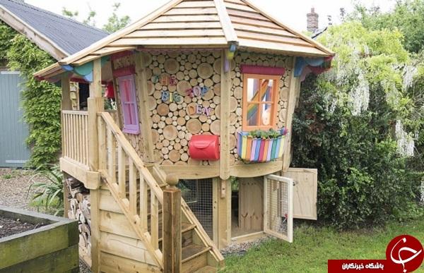 خانههایی که هرگز از دیدنشان سیر نمیشوید  +تصاویر