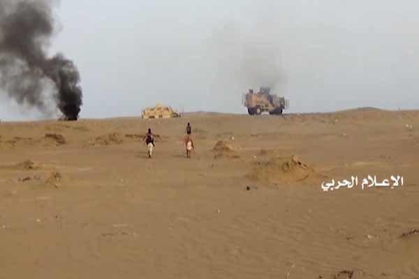 باشگاه خبرنگاران -ادامه عملیات یمنیها علیه متجاوزان در ساحل غربی یمن