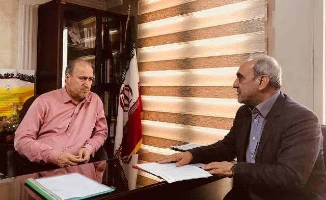 دیدار مدیران پرسپولیس و استقلال با رئیس فدراسیون فوتبال