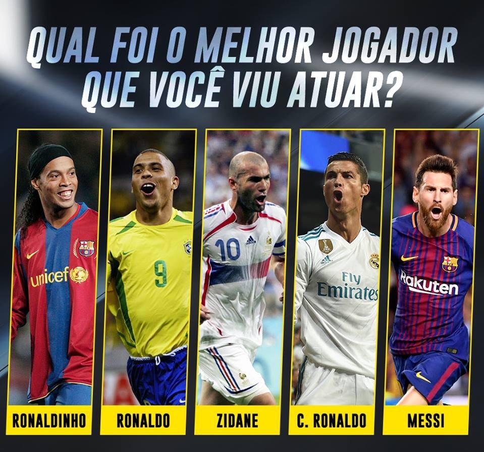 بهترین فوتبالیست 18 سال اخیر جهان کیست؟+عکس