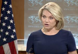 نائورت: تلاش میکنیم کشورها در برابر هرگونه نقض تحریمهای ایران مسئولیتپذیر کنیم