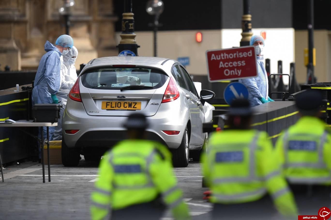 مظنون حمله انگلیس پیش از وقوع حادثه ۸ ساعت در لندن پرسه میزد
