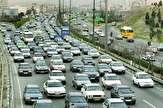 باشگاه خبرنگاران - ترافیک نیمه سنگین در آزادراه کرج-قزوین/ بارش پراکنده باران در محورهای استان گلستان