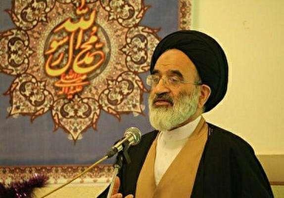 باشگاه خبرنگاران - دیدار آیت الله تقوی با نماینده ولی فقیه و امام جمعه کرمانشاه