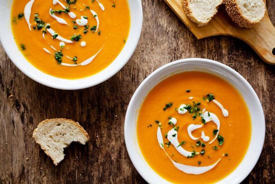باشگاه خبرنگاران -طرز تهیه سوپ هویج و سیب زمینی