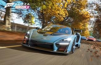 تریلر جدید عنوان Forza Horizon 4 جلوه های جدیدی از این بازی را به تصویر میکشد +فیلم