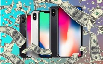 آیفون ۱۰۰۰ دلاری اپل؛ نسخه جدید آیفون ایکس با قیمتی بسیار بالا عرضه میشود +تصویر