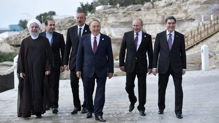 توافق کشورهای حاشیه دریای خزر، خط بطلانی بر سیاستهای قلدرمابانه آمریکا