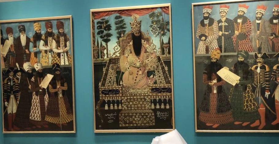 باشگاه خبرنگاران -بازگشت ۱۹ اثر هنری کاخ گلستان از موزه لوور فرانسه
