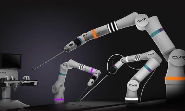 از رباتی که بیماران را جراحی میکند تا پروتز مصنوعی که حس لامسه دارند