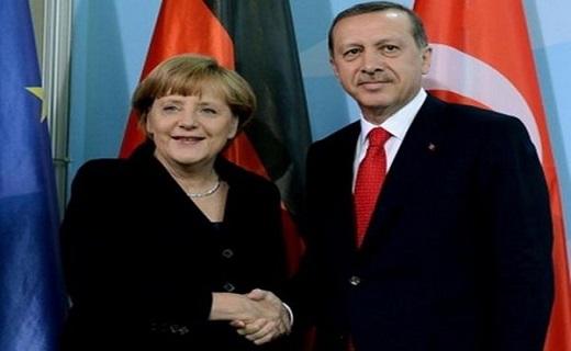 باشگاه خبرنگاران -تاکید مرکل بر اهمیت اقتصاد ترکیه برای آلمان