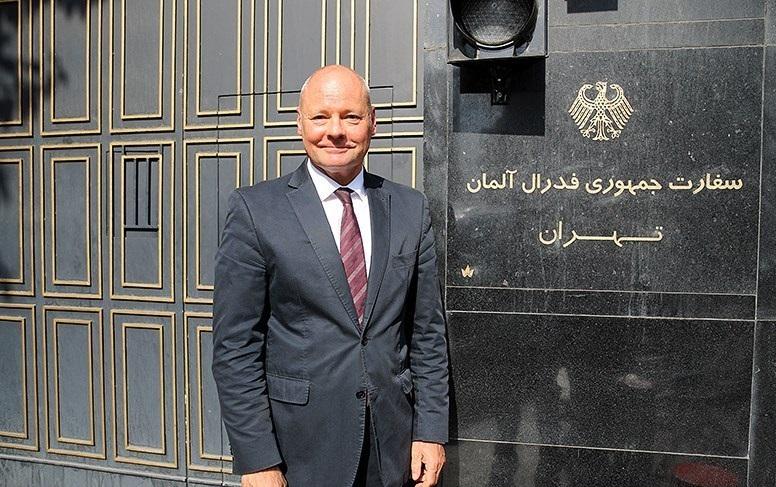 تجربه سفیر آلمان از یک صبحانه متفاوت ایرانی +تصاویر