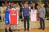 باشگاه خبرنگاران - بدرقه تیمهای ملی بسکتبال با حضور پیشکسوتان این رشته برگزار شد