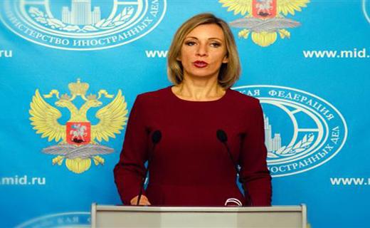 باشگاه خبرنگاران -زاخارووا: تصمیمات آمریکا و اروپا علیه روسیه مانند داستان تسلیحات شیمیایی عراق است