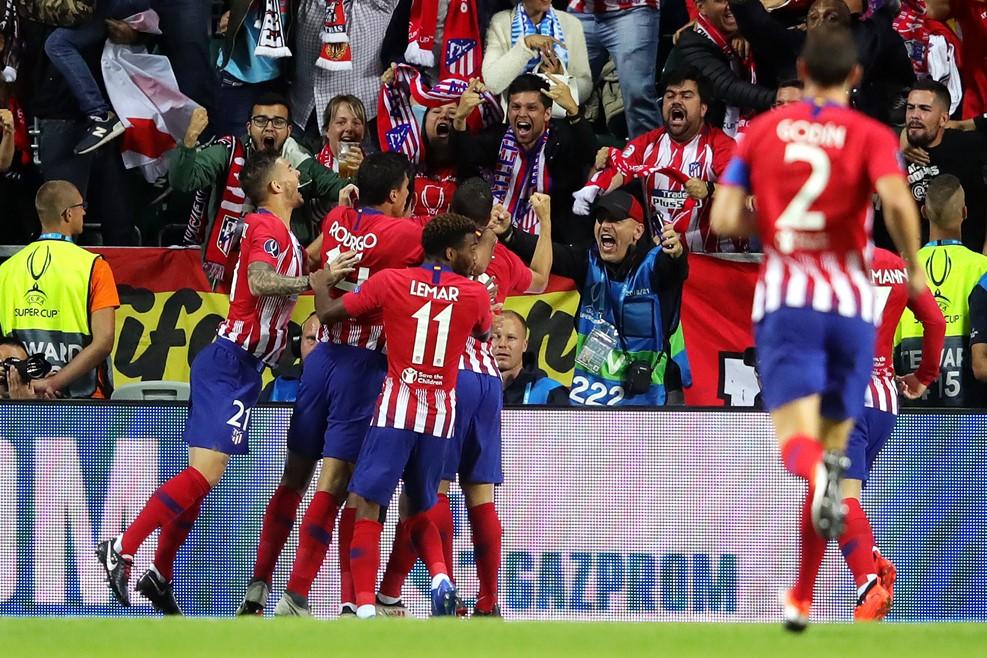 اتلتیکو مادرید 1 - رئال مادرید 0/گزارش لحظه به لحظه