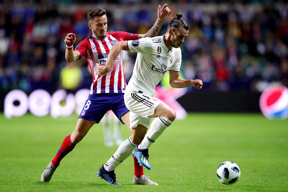 اتلتیکو مادرید 1 - رئال مادرید 1/گزارش لحظه به لحظه