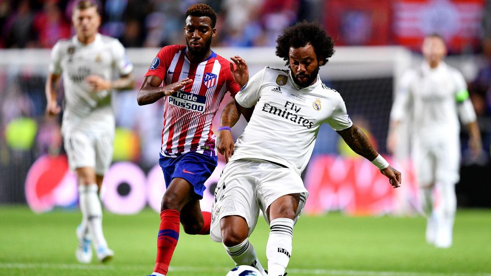 اتلتیکو مادرید 2 - رئال مادرید 2/گزارش لحظه به لحظه