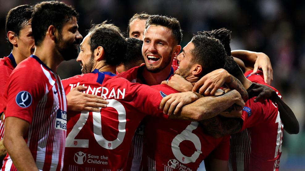 اتلتیکو مادرید 4 - رئال مادرید 2/گزارش لحظه به لحظه
