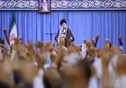 استدلال رهبر انقلاب برای اینکه میگویند «جنگ نخواهد شد» چیست؟ +فیلم