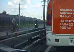 باشگاه خبرنگاران - تصادف مرگبار دوچرخه سوار با موتور حین عبور از عرض خیابان + فیلم