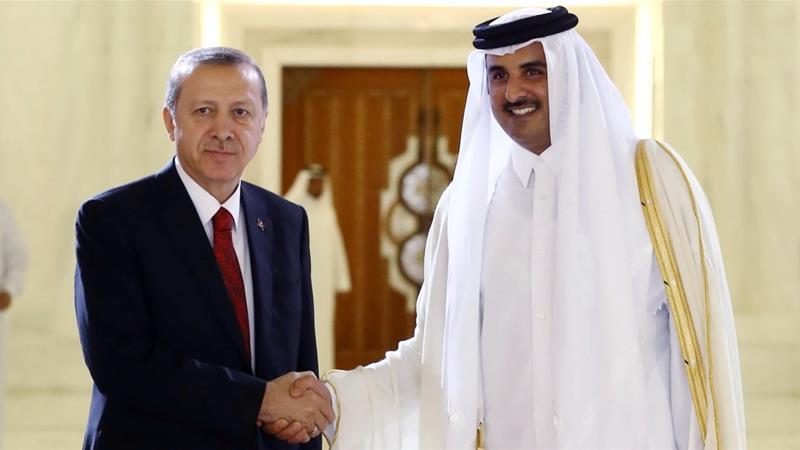 قطر برای جبران محبت ترکیه دست بکار شد