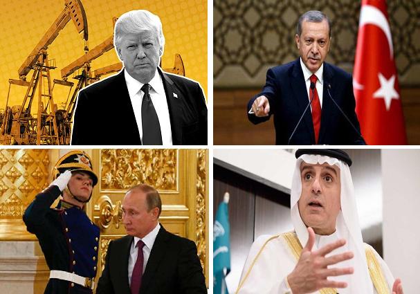 از تشکیل «گروه اقدام ایران» در آمریکا تا شاباش گرفتن دونالد ترامپ در برنامه زنده تلویزیونی ترکیه+تصاویر