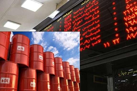دریافت مبالغ حاصل از فروش نفت با عرضه کلان طلای سیاه در بورس