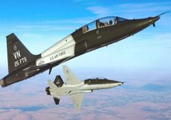 سقوط یک جنگنده ارتش آمریکا در اوکلاهما+ تصاویر
