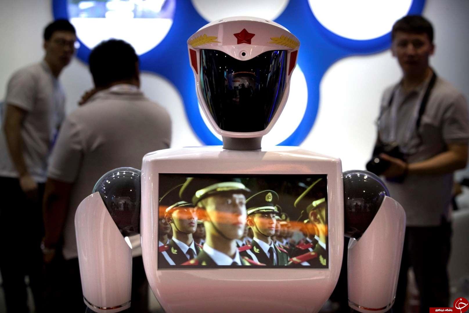 همایش بین المللی جدیدترین دستاوردهای فناوری و رباتیک در پکن برگزار شد +تصاویر