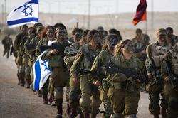 صحنهای خنده دار از سربازان دست و پا چلفتی رژیم صهیونیستی + فیلم