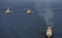 دفع حملات به شناورها با«سامانه دفاع نزدیک»/  اولین ناوشکن ارتش به «فالانکس ایرانی» تجهیز شد
