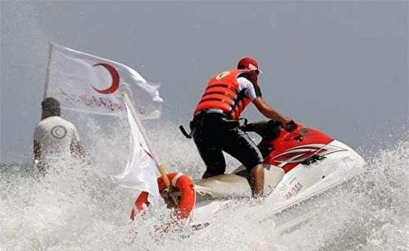 باشگاه خبرنگاران -نجات ۲ هزار و ۶۵۵ غریق از امواج مرگبار خزر در ساحل مازندران