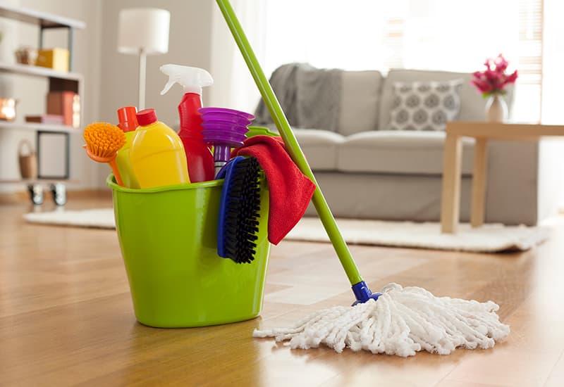 گردوخاک انباشته شده در منزل میتواند موجب چاقی شود