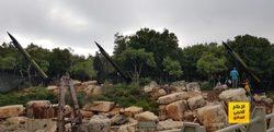 حزبالله لبنان برای نخستینبار موشک «خیبر ۱» را به نمایش گذاشت+ تصاویر