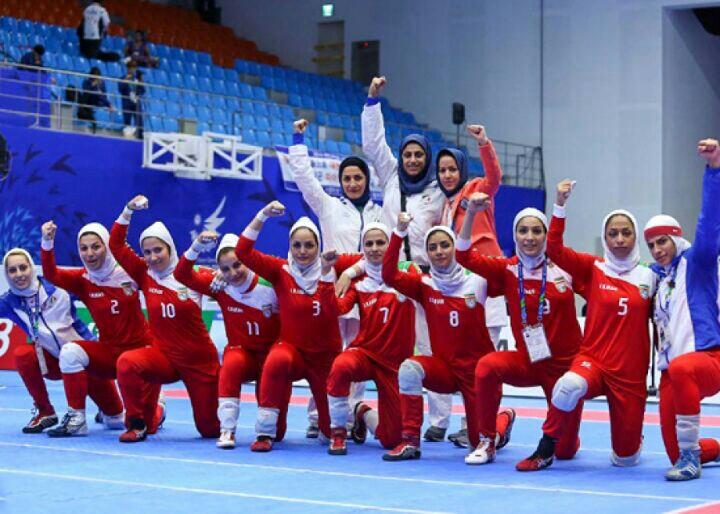 بازیهای آسیایی 2018 جاکارتا - اندونزی؛ بنگلادش دومین حریف تیم ملی کبدی بانوان ایران