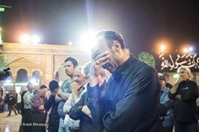 باشگاه خبرنگاران -آئین عزاداری ایام مسلمیه در  آستان مقدس حضرت عبدالعظیم الحسنی(ع)
