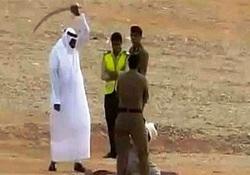 انتشار ویدئویی از اعدام یک زن در عربستان جنجال به پا کرد+ فیلم و تصاویر