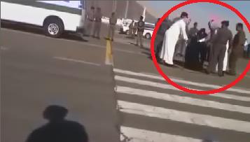 انتشار ویدئویی از اعدام یک زن در عربستان جنجال به پا کرد
