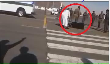 انتشار ویدئویی از اعدام یک زن در عربستان جنجال به پا کرد+ تصاویر