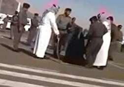 باشگاه خبرنگاران - اعدام یک زن با شمشیر در عربستان + فیلم