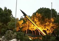رونمایی حزب الله لبنان از موشک خیبر-۱ + فیلم