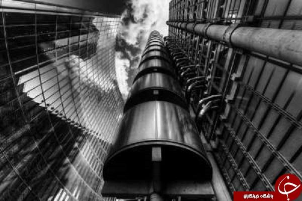 با این آسانسورها اوج هیجان را احساس خواهید کرد+تصاویر