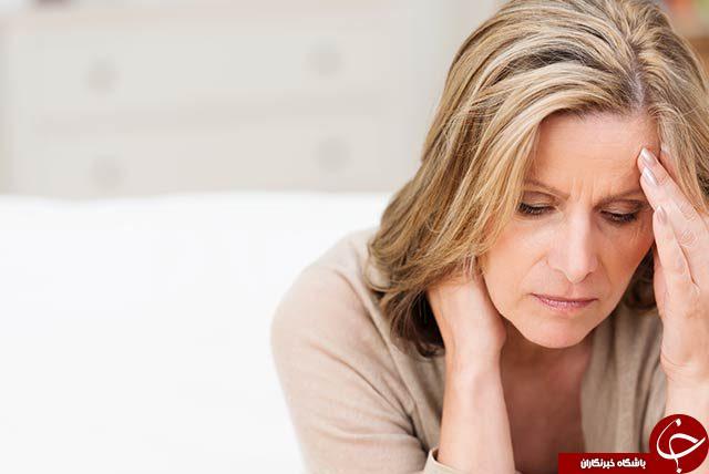 نگاهی به رایج ترین علائم یائسگی در زنان