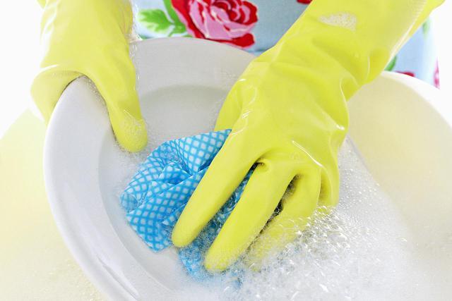 قیمت انواع دستکش ظرفشویی در بازار