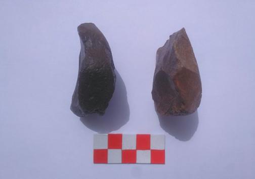 کشف آثار مربوط به ۲۰۰ هزار سال قبل در سیستان و بلوچستان + تصاویر