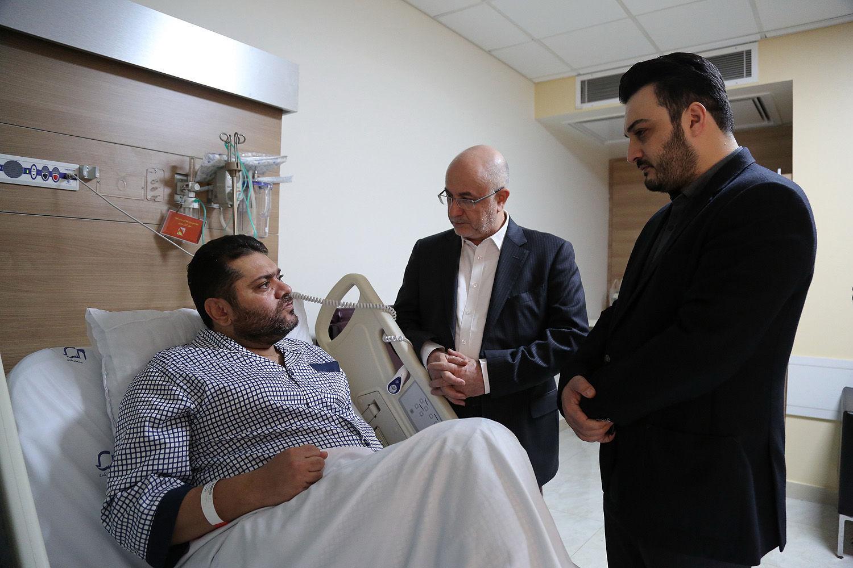 رکورد فشار خون ایران را زدم / دکتر ها از وضعیت جسمانیم متعجبند!