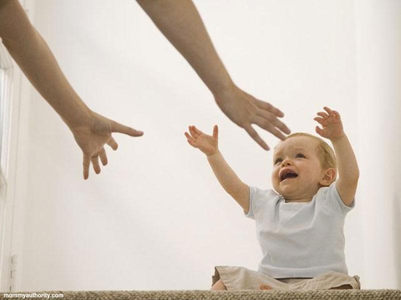 //////////چگونه کودکمان را مستقل بار بیاوریم؟